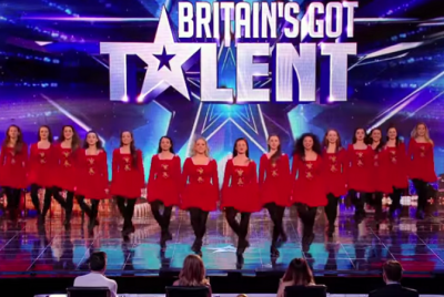 Irish dancing girls stun the judges with their awesome modern twist. They will take your breath away!