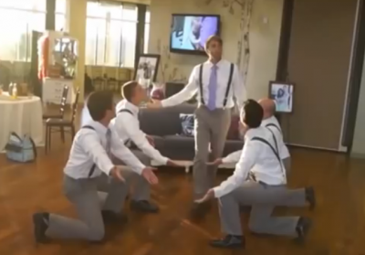 Best Groomsmen Wedding Dance Ever! MUST WATCH UNTIL THE END!!
