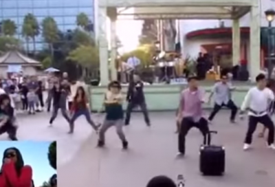 The Most Awesome Flash Mob You'll Ever See!!!