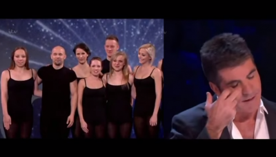 The Most Incredible Shadow Dance, Even Simon Cowell Crying_You Won't Believe Your Eyes!