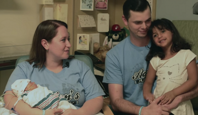 The touching journey of this family will give you a reminder to hope against hope