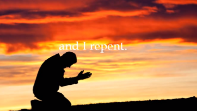 'I Repent' - This song's deep, honest lyrics will lead you to repentance and joy of salvation!