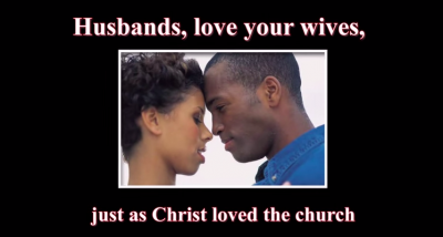 How to Love your Wife the way the Bible says to! Don't miss this inspirational video song!