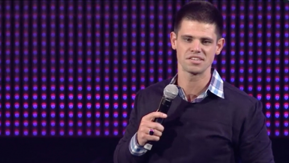 Steven Furtick: God raised you to change the world not just to survive it