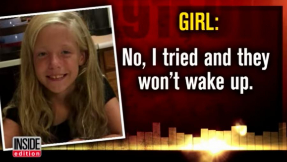 Incredible 9-year old saves the lives of her parents when they overdose on drugs